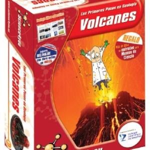 LOS PRIMEROS PASOS EN LA GEOLOGÍA - VOLCANES