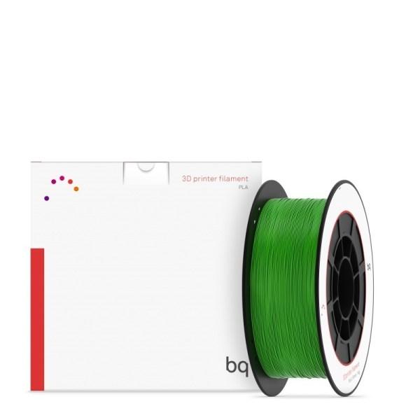 Bobina PLA Premium bq 1.75 mm Verde hierva
