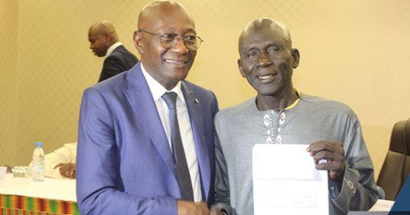 SODAV : 103 AUTEURS SE PARTAGENT PLUS DE 20 MILLIONS FRANCS CFA