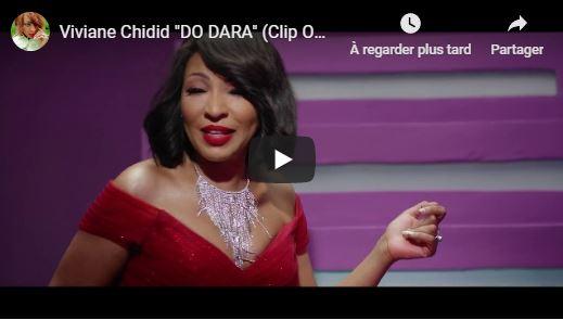 Viviane Chidid «DO DARA» (Clip Officiel)