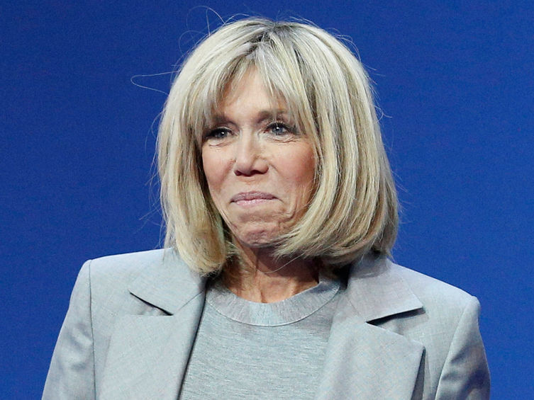 Brigitte Macron, la First Lady qu'on attendait ?