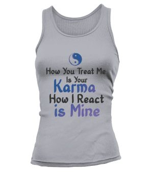 """Débardeur """"Karma"""" Pour femme - L'univers-karma"""