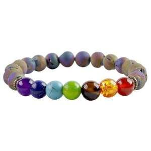 Bracelet Des 7 Chakras Guérison et Energie - L'univers-karma