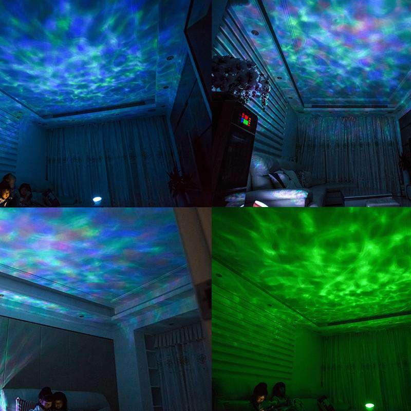 Projecteur Marin de Relaxation - L'univers-karma