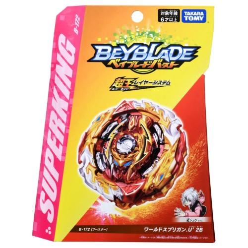 Toupie Beyblade Burst Surge World Spriggan