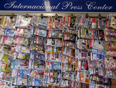Zeitschriften haben im vergangenen Jahr teilweise erheblich Federn lassen müssen. Aber es gibt auch einige ganz erstaunliche Ausnahmen. (Foto: Rolf Handke/pixelio.de)