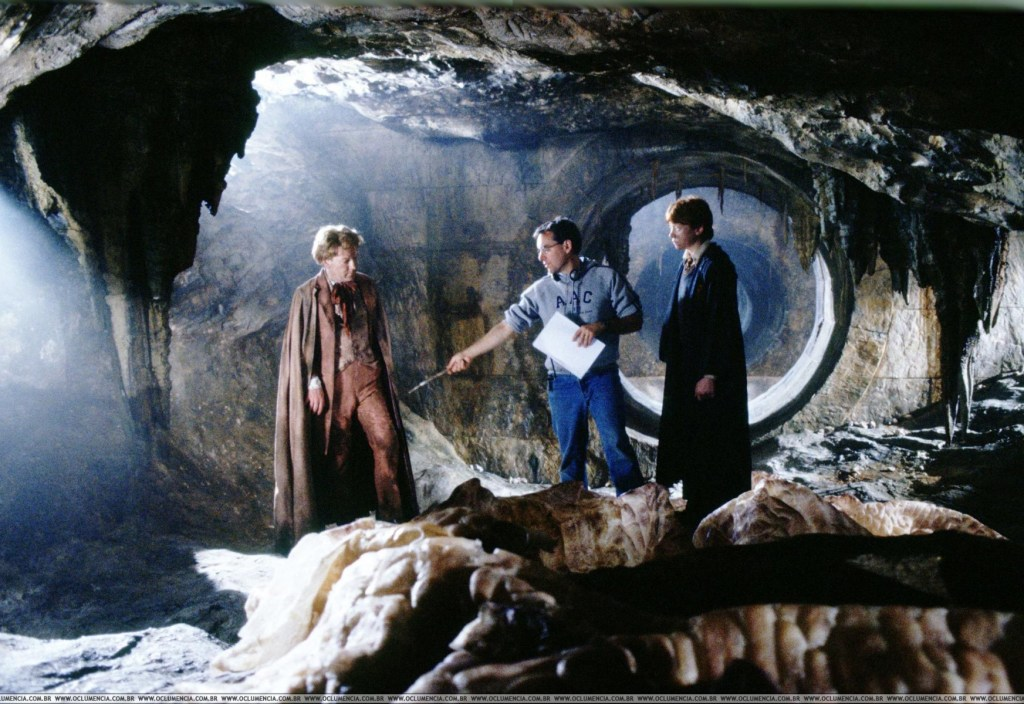 Behind the Scenes of Chamber of Secret