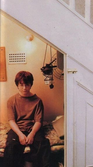 harry potter and the philosopher's stone - behind the scene