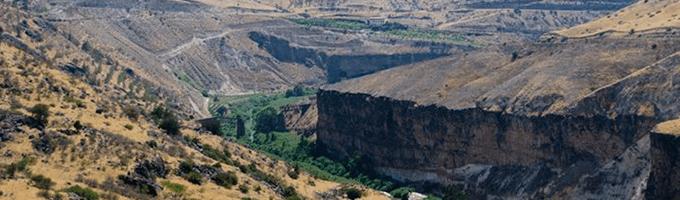 Lugares de la Biblia – Los Altos del Golán