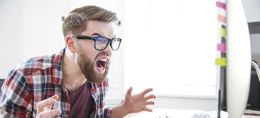 ¿Sabes manejar tus emociones en el trabajo?