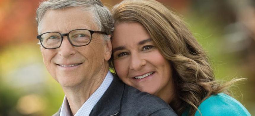 La esposa de Bill Gates revela el secreto de su matrimonio de 25 años