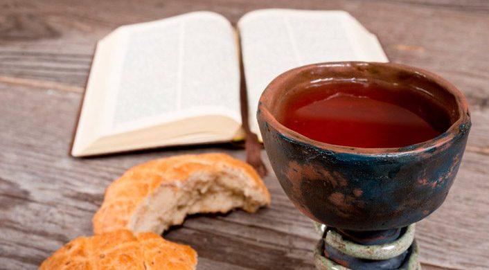 La copa que Jesús no quería…