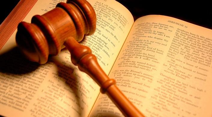 Justicia por la fe, y no por pena