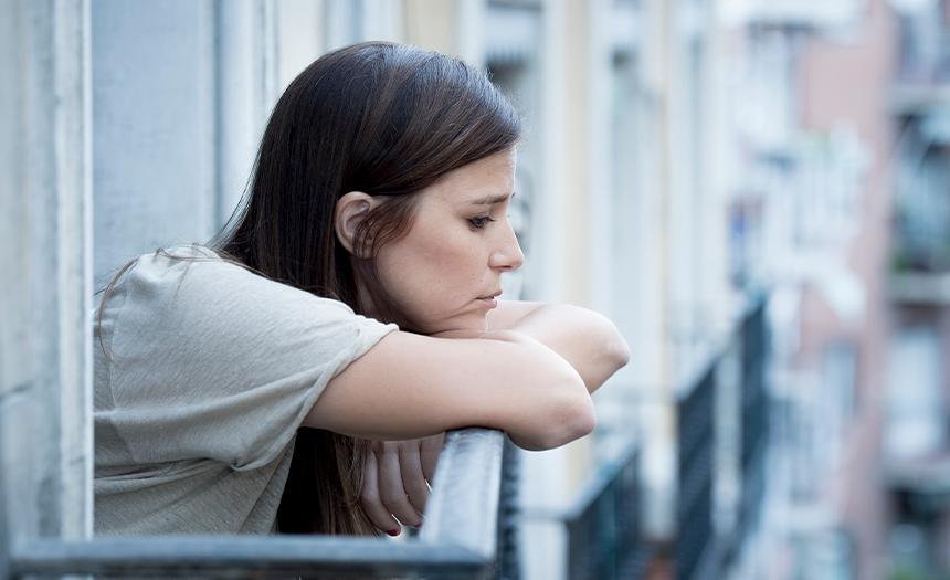5 síntomas secretos de la depresión más peligrosa