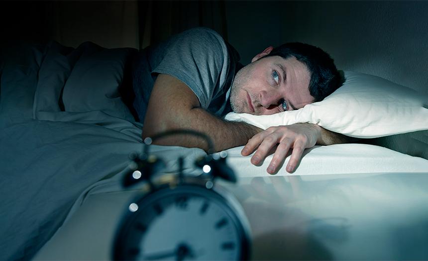 Insomnio: un problema cada vez más común