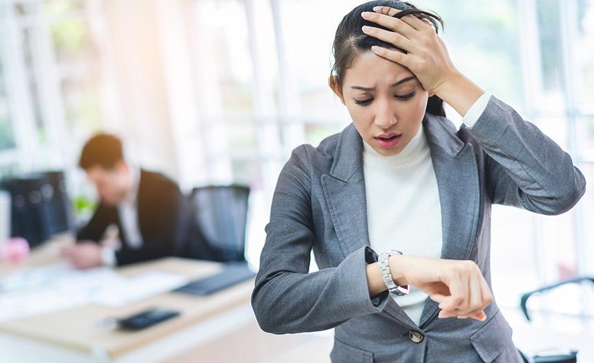 ¿Eres impuntual? 6 hábitos para corregirlo