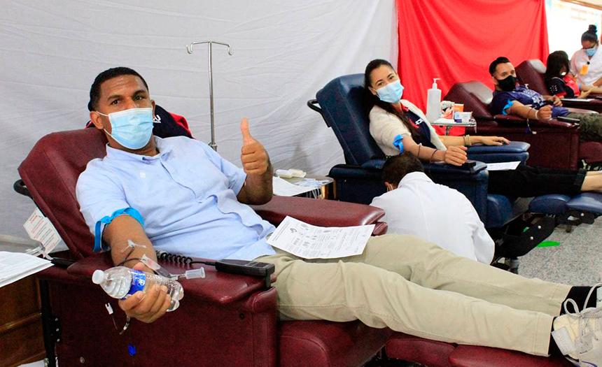 FJU México participa en campaña de donación de sangre