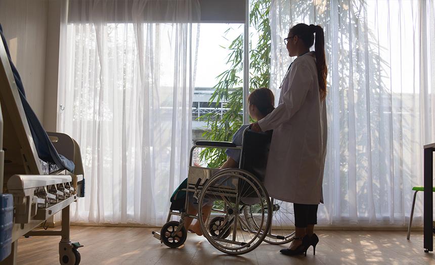 Mujeres: las más afectadas por la esclerosis múltiple