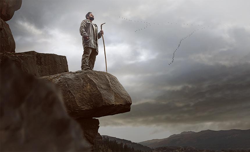 La fe que te hace soñar también te lleva a la cima