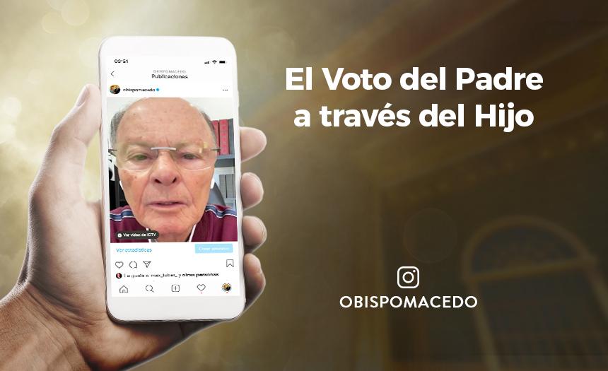 El Voto del Padre a través del Hijo