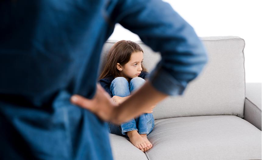 Castigo físico no corrige comportamiento de niños, afirma estudio