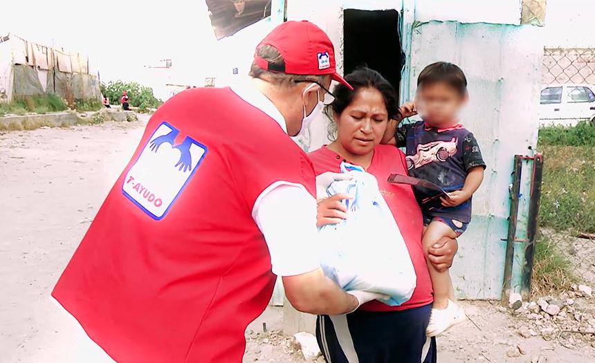 En Ecatepec no hay trabajo: «falta mucho el alimento»