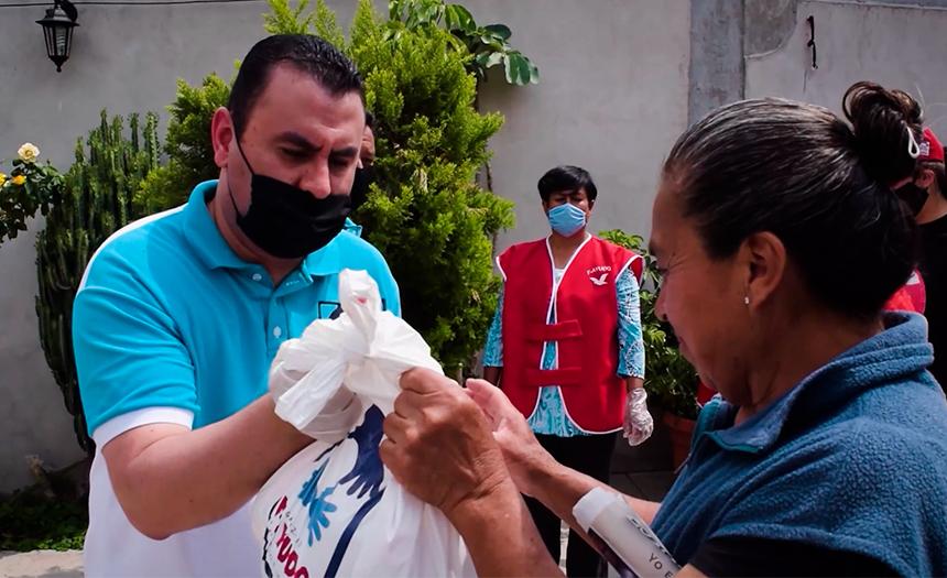 «No hay dinero para comer», la realidad en San Bartolo Chiautla