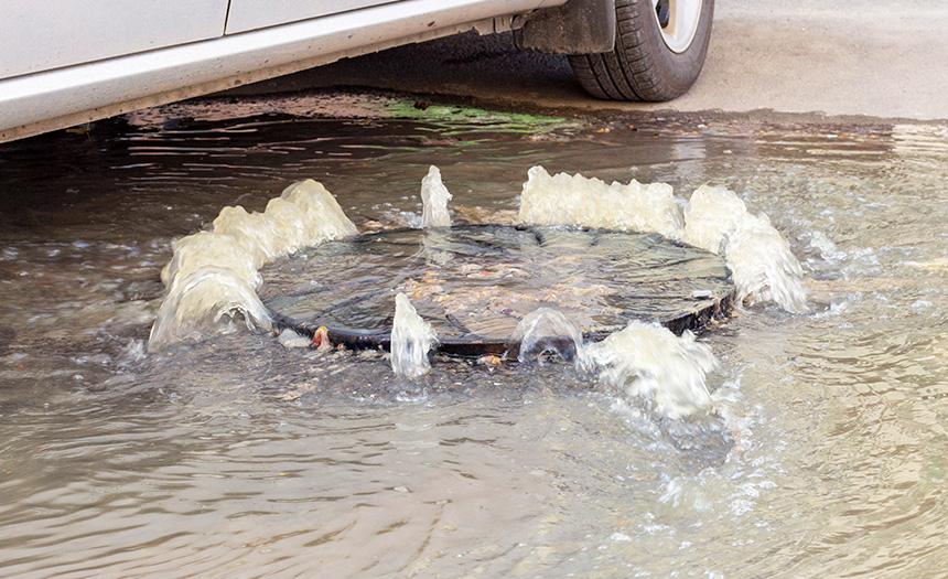 Basura: el mayor causante de las inundaciones en México