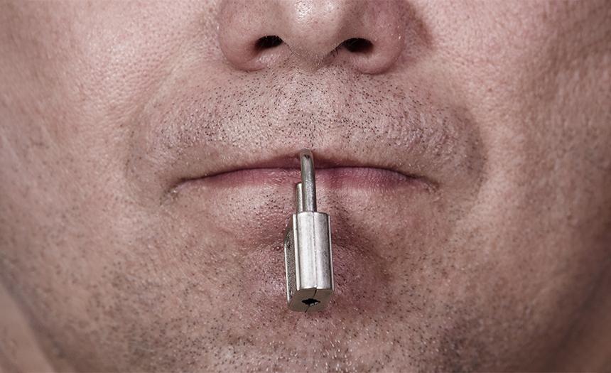 Crean candado para «cerrar la boca» y prevenir obesidad