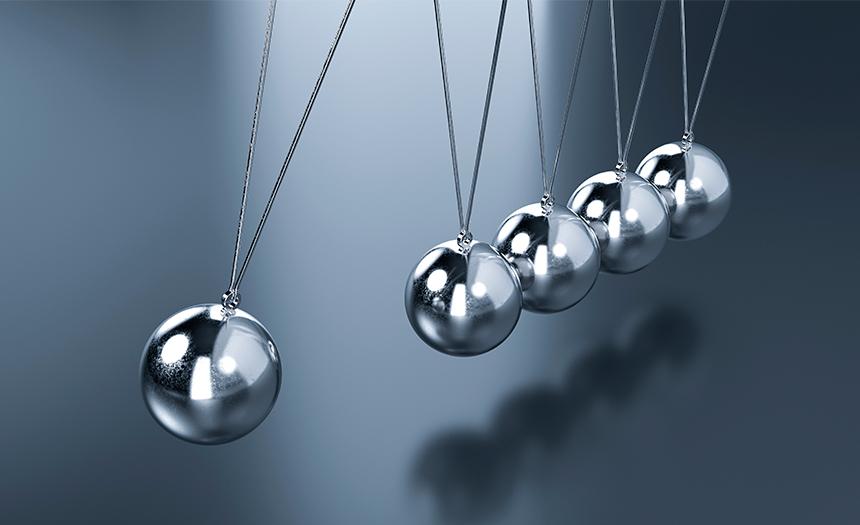 La ley de acción y reacción en el mundo espiritual