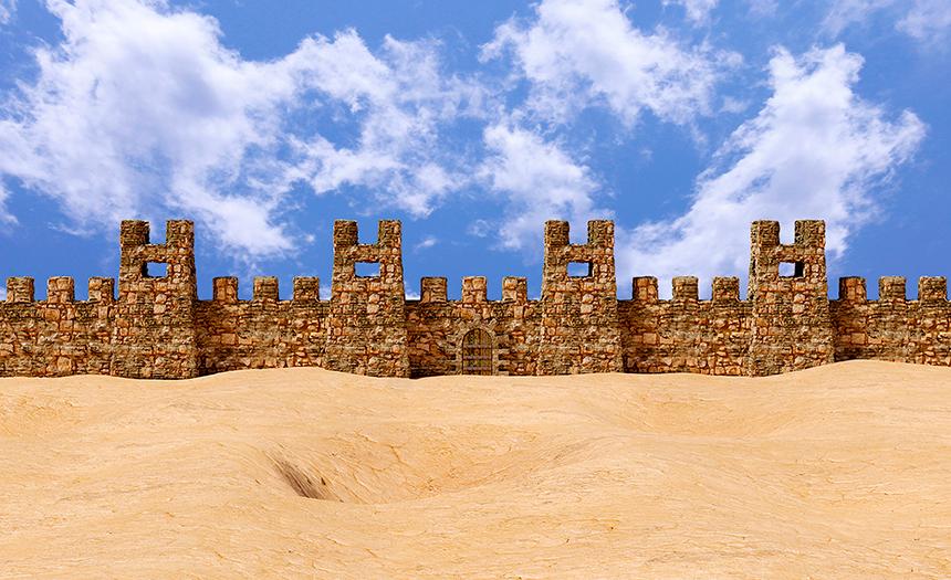 Semana de la caída de las murallas: del 5 al 12 de septiembre