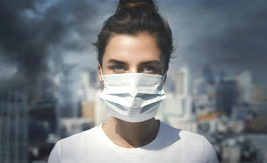 La contaminación del aire reduce la esperanza de vida