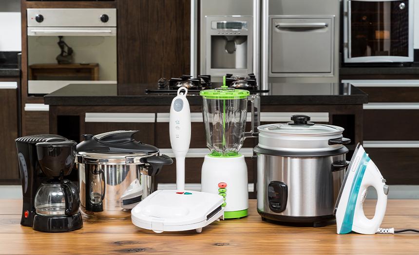 Electrodomésticos: cuidados para prologar su utilidad