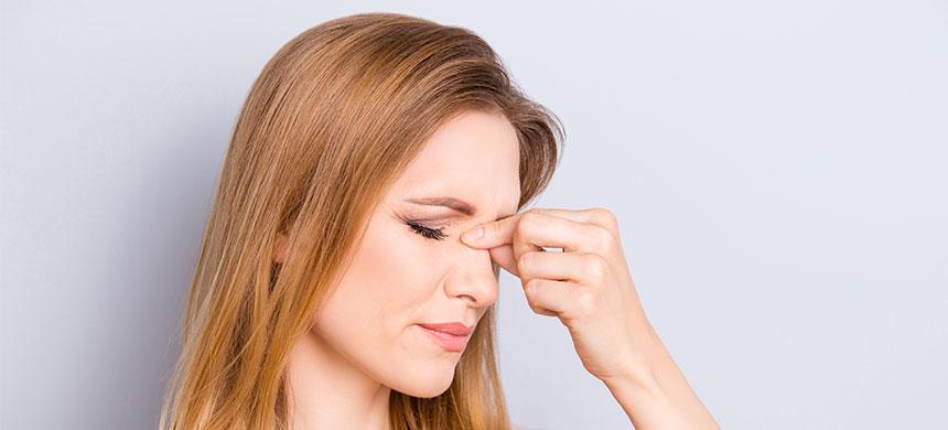 ¿Cómo saber si padeces sinusitis?