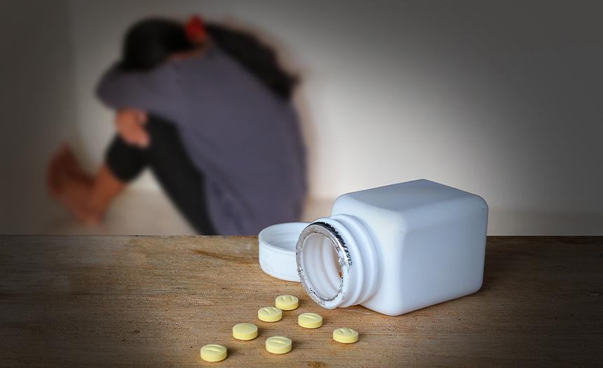 Crece consumo de antidepresivos en México
