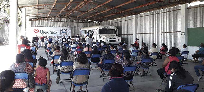 La solidaridad resplandeció en un municipio con alta pobreza en Oaxaca