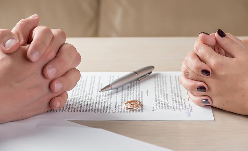 3 lecciones sobre el divorcio de millonarios
