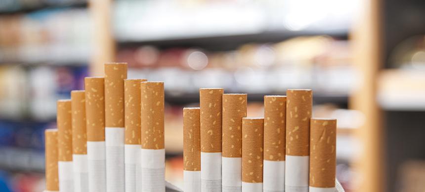 Disminuye la venta de tabaco en un 45 %, informa la CONADIC