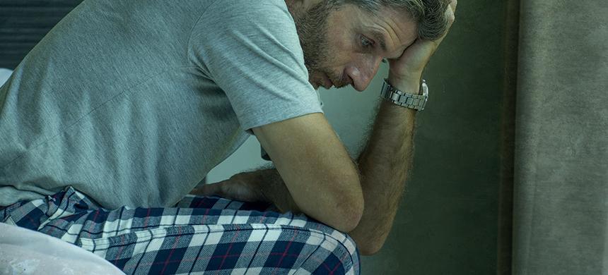 El 92 % de quienes son desahuciados terminan en cuadros graves de depresión