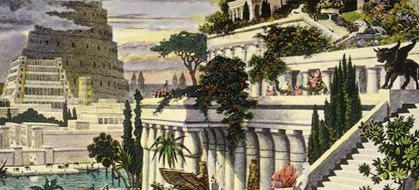 Costumbres de la Biblia: El exilio de Daniel