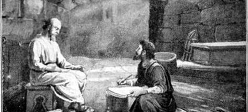 Costumbres de la Biblia: los amanuenses