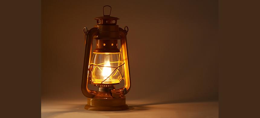 La lámpara y el secreto de un rey para no perder la Salvación
