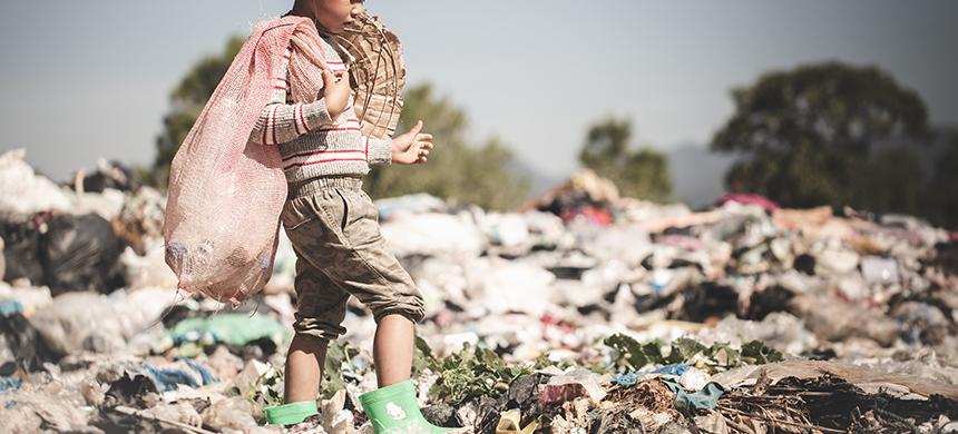 UNICEF: 86 millones de niños podrían caer en la pobreza este año