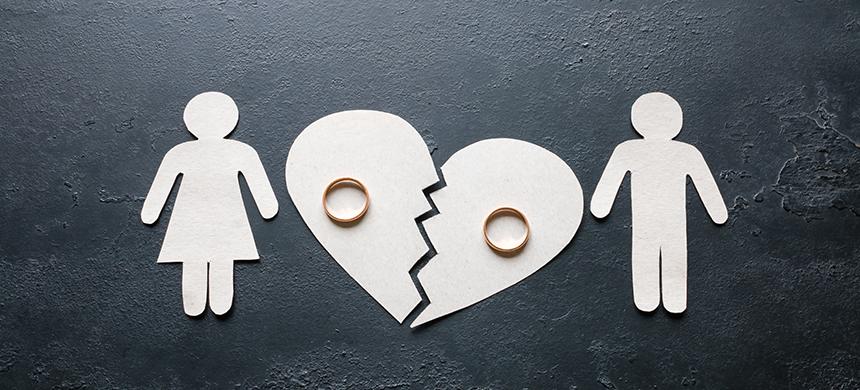 ¡32 de cada 100 matrimonios termina en divorcio!