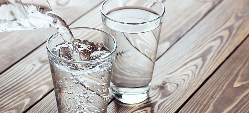 ¿Consumes la cantidad de agua suficiente?