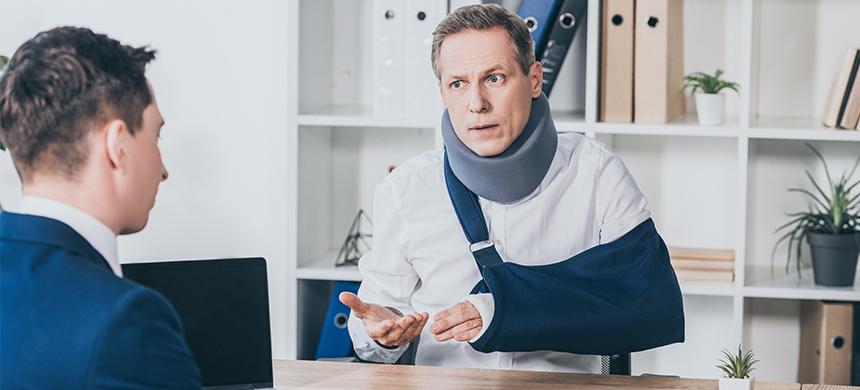 La lucha contra los accidentes laborales