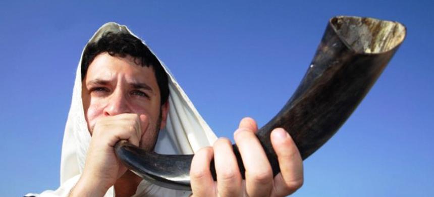 Costumbres de la Biblia: el shofar