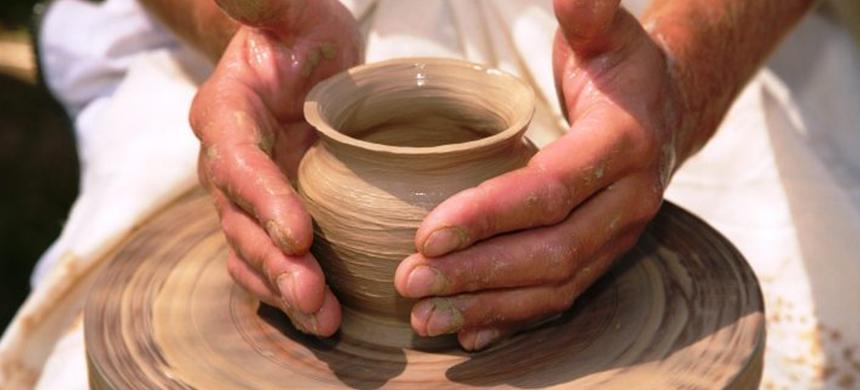 Costumbres de la Biblia: la cerámica