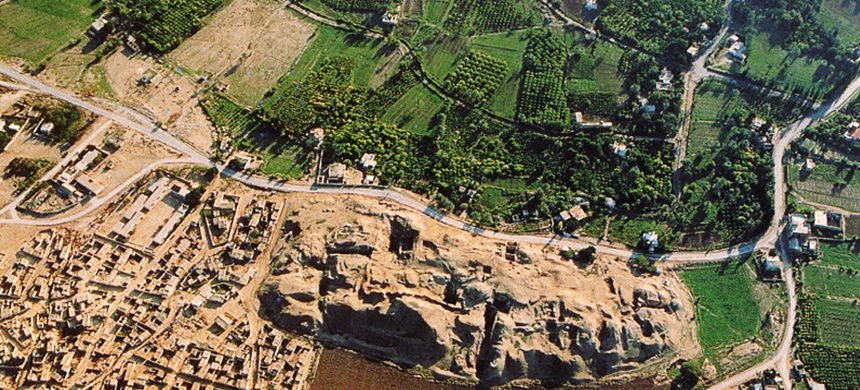 Arqueólogo explica que la evidencia de la muralla de Jericó apunta al relato bíblico