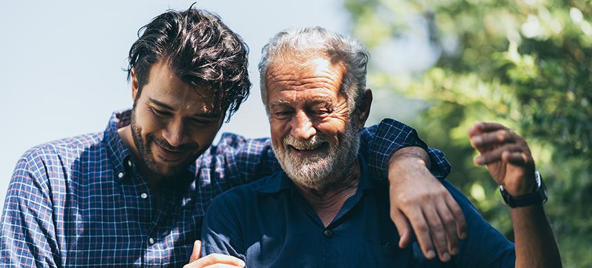 ¿Cómo está tu relación padre e hijo?